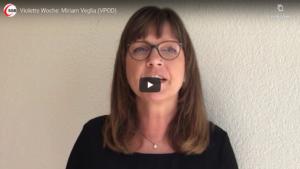 Video von Miriam (VPOD)